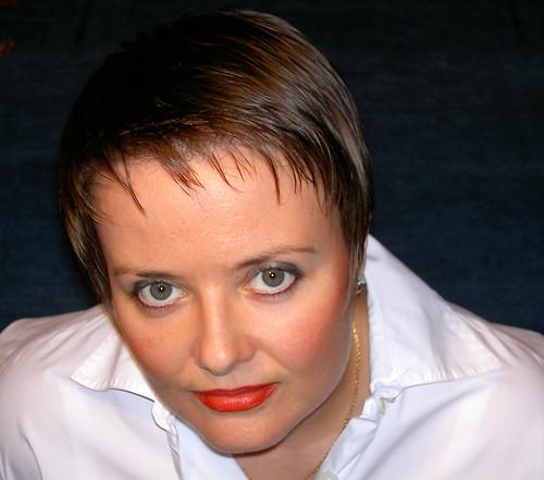 Corinne Morris Portrait