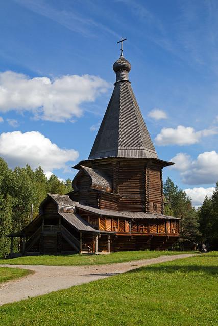 Malye_Korely 3.4, Arkhangelsk, Russia
