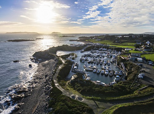 kite marina sunrise kevin aerial kap guernsey lajoie beaucette aeriali kevinlajoie