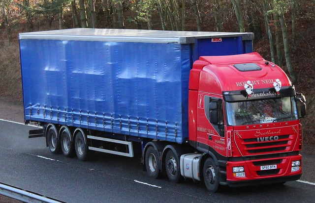 IVECO Stralis - ROBERT NEIL Dunning Perthshire