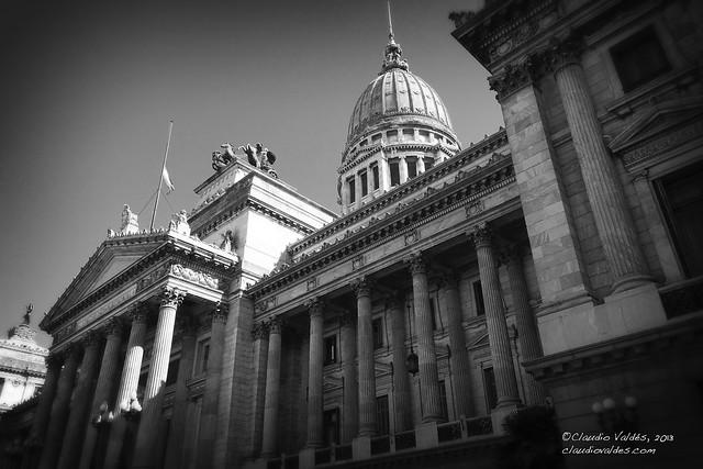 Buenos Aires, Argentina, Congreso Nacional