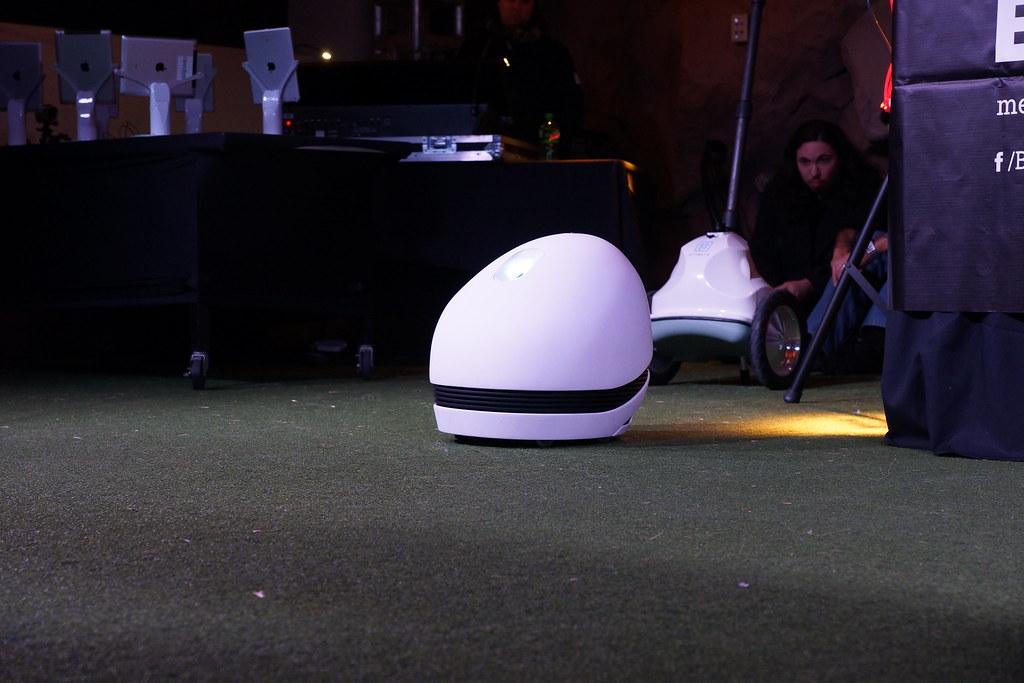 Living in Digital Times 2014 Robotics on the Runway 28