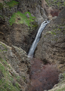 Falls overlook