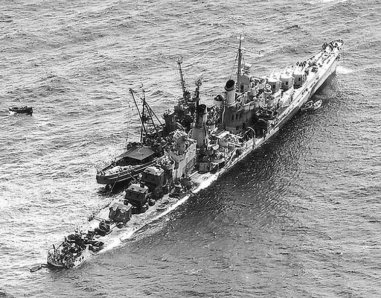 AA-Kreuzer USS Reno