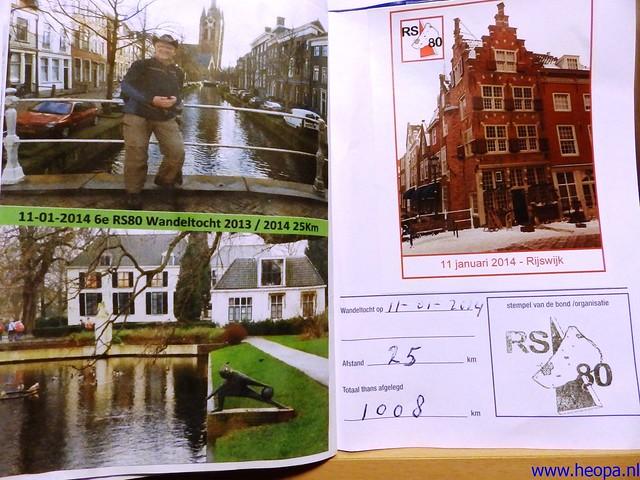 11-01-2014 Rijswijk   RS80    25 Km  (141)