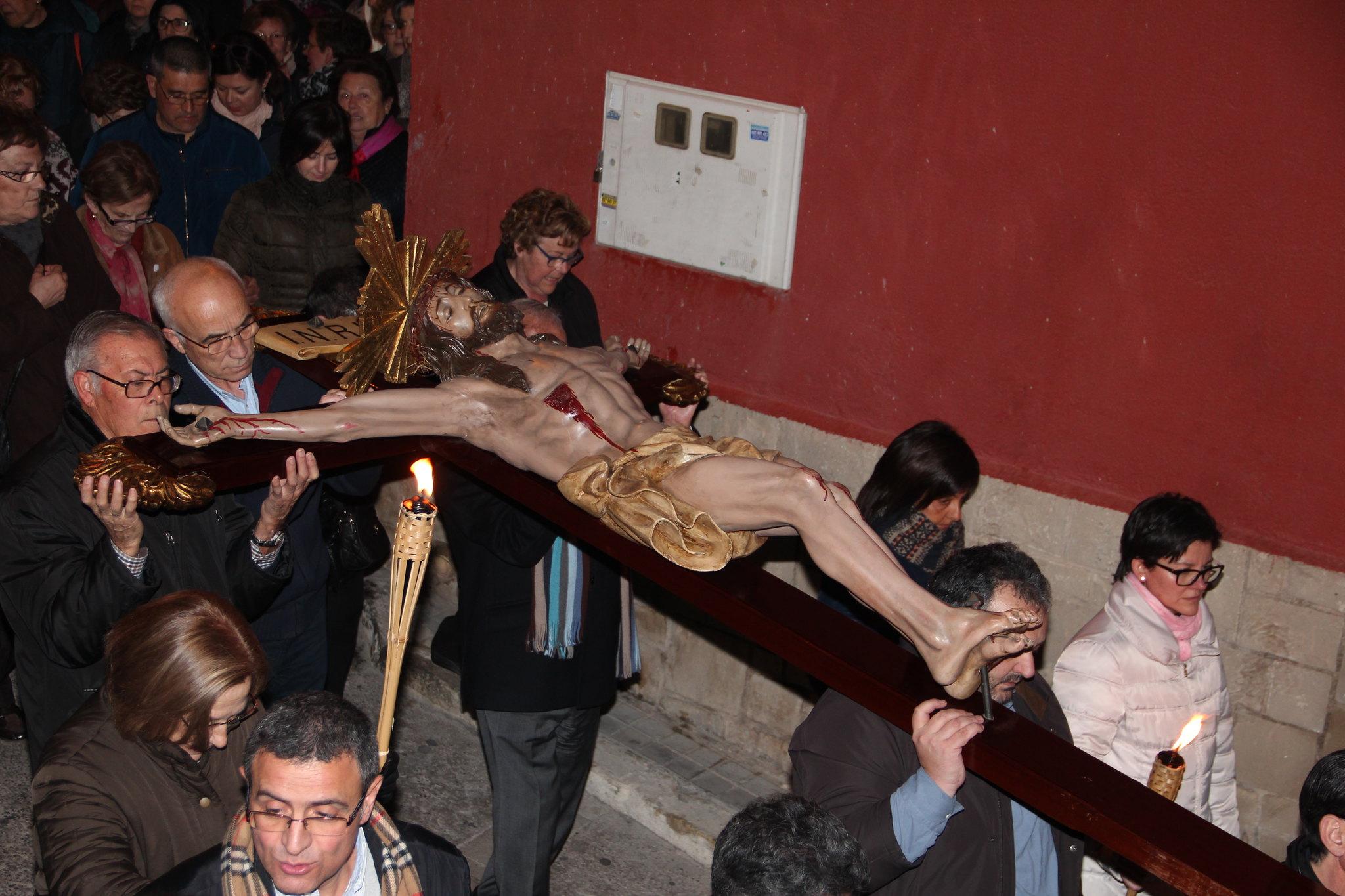 (2016-03-18) - VII Vía Crucis nocturno - Antonio José Verdú Navarro (052)