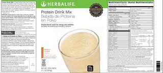 Herbalife Protein Drink Mix Peanut Cookie Ingredients   Flickr