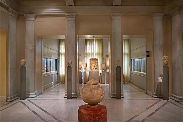 Le musée Benaki (Athènes)