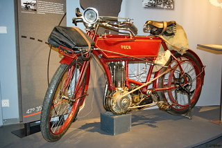 1904 Puch Modell B