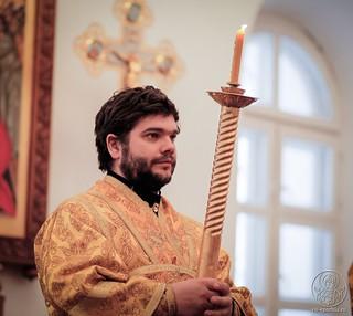 Литургия в Спасском соборе 355