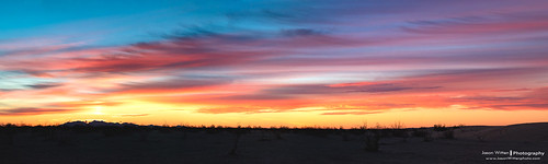 Glamis-Sunrise Pano | by Jason D Witten