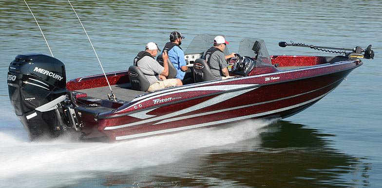 Triton Boats - The Driving Force of Performance Fishing