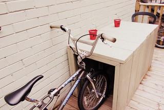 Edinburgh Harris Tweed Ride 2013 - room for a small one