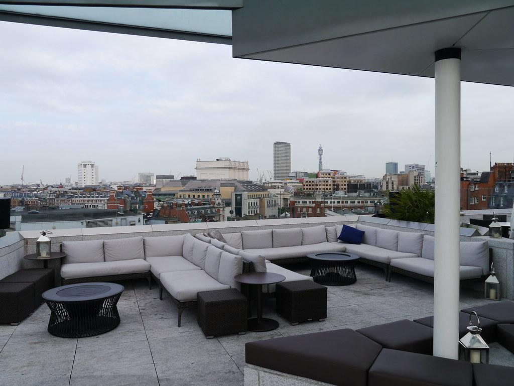 Radio Rooftop Bar, ME London   David Terrar   Flickr