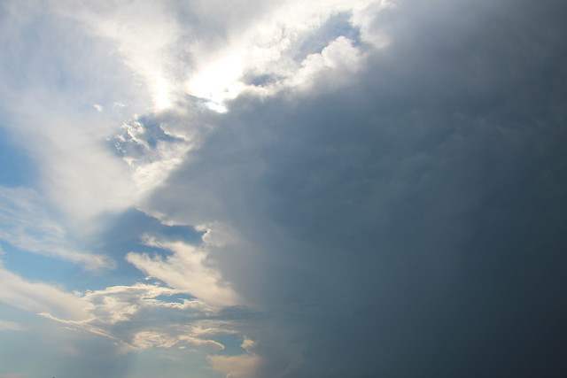070913 -  Tornadic Custer County Nebraska Supercells