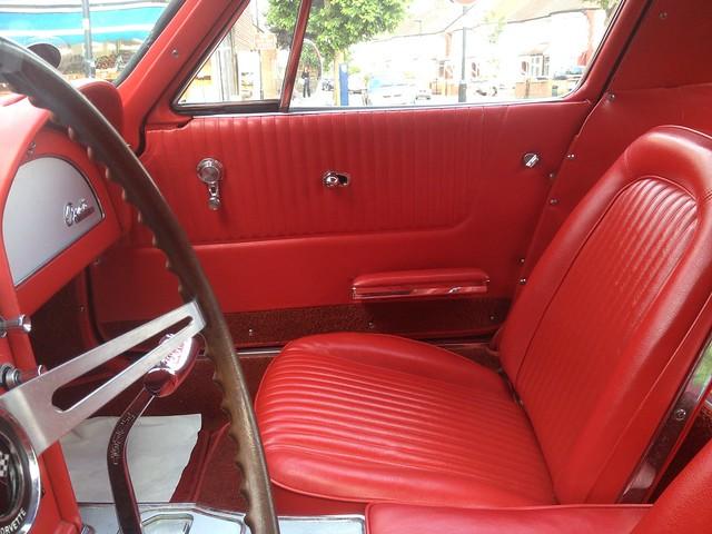 Chevrolet Corvette Stingray 1964