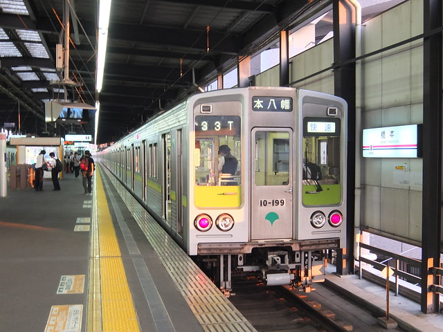 都営地下鉄新宿線 10-100形
