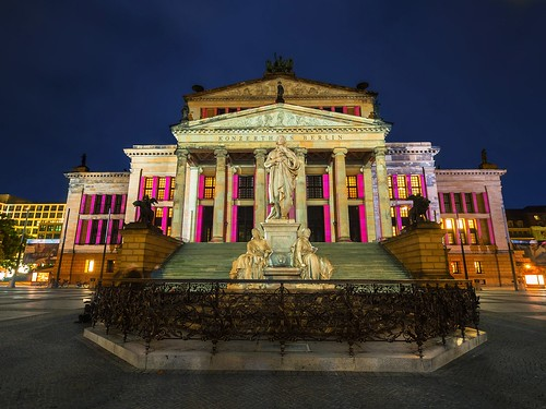 Konzerthaus @ Festival of Lights 2013 | by berlin-belichtet.de