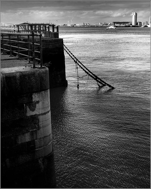 Dockside, Merseyside