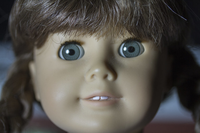Eyes #3 - Molly Blue Eyes
