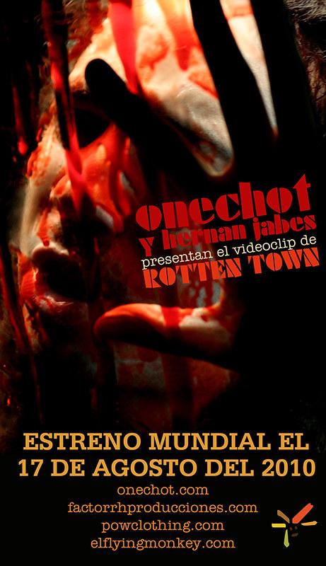 Poster Rotten promocional