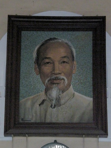 #2560 portrait of Ho Chi Minh | by Nemo's great uncle