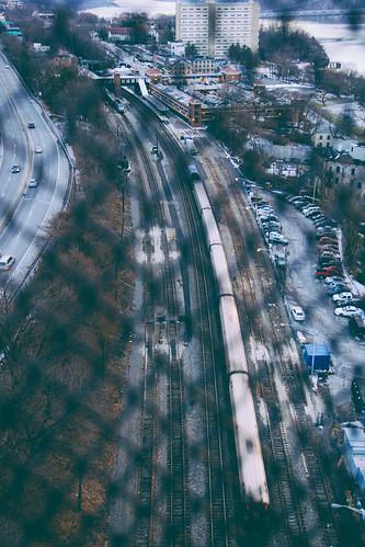 ny train canon fence rebel december chain poughkeepsie link 2013 tamron1750mmf28 t2i vsco walkwayoverthehudson vscofilm