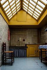 Amsterdam - Ons' Lieve Heer op Solder 23 - 17e eeuwse keuken