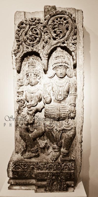 Musicians, National Museum, New Delhi