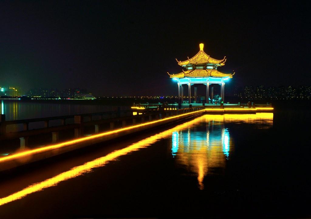 Jinji Lake Suzhou