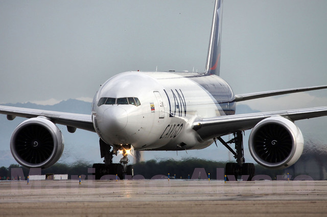 Boeing 777-F16 (N776LA) 6.7.2014