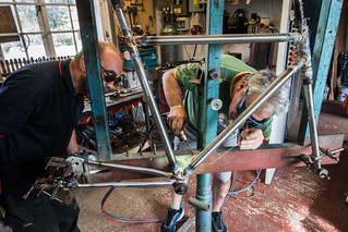 Dave Yates Framebuilding Course-66 | by adambowie