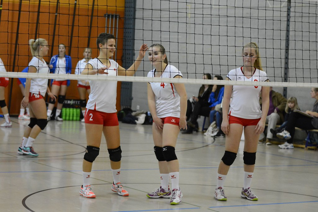 Match Volley Jun. U23 vom 05. Nov. 2016