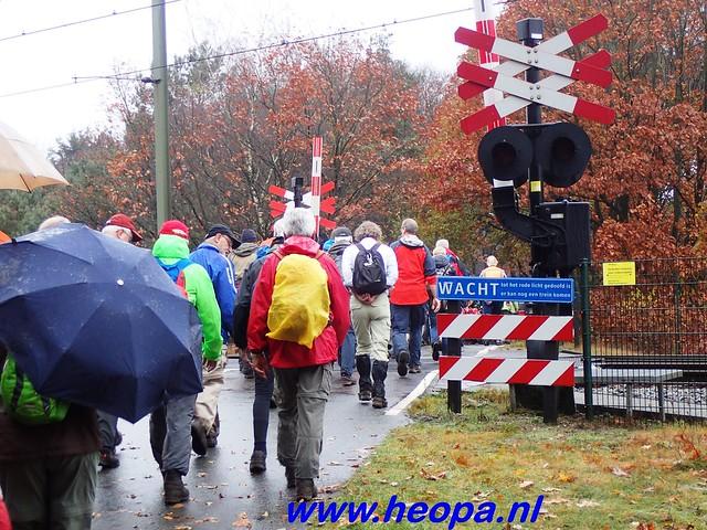 2016-11-16    3e Rondje-WolfHeze   25 Km  (39)