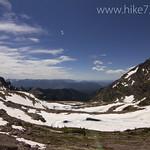 Comeau Pass view