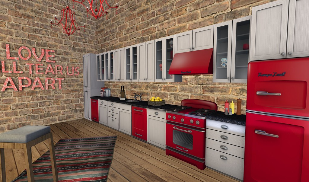 Kitty S Kitchen I Re Modelled My Kitchen Filling It With