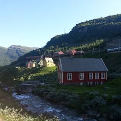 Myrdal in the morning #norway