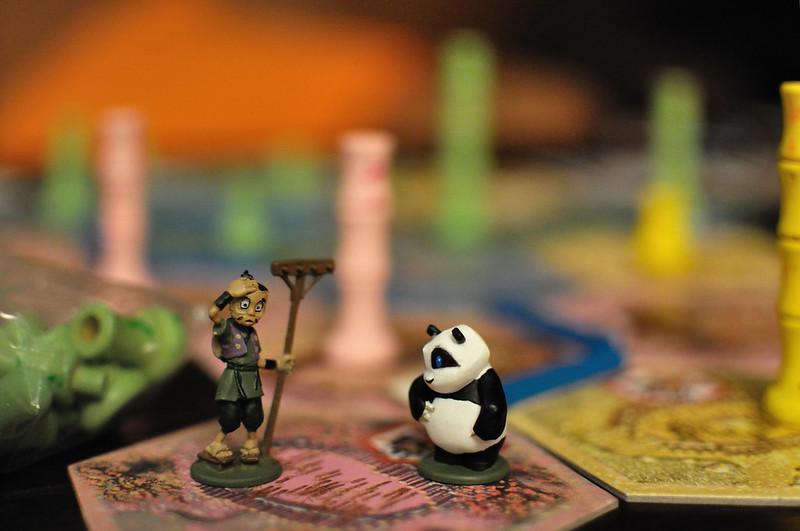 Best Farming Board Games Takenoko minis