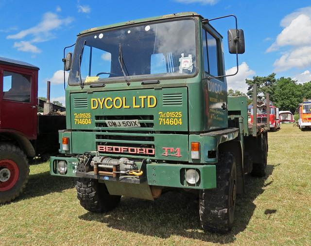 DMJ501X Bedford TM4x4 Dycol Ltd Lorry
