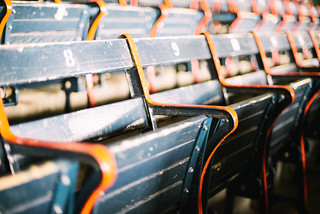 Blue seats at Fenway | by chase_elliott