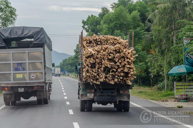 Vietnam - The Hải Vân Pass