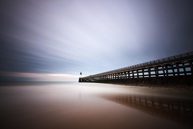 On Calais Beach