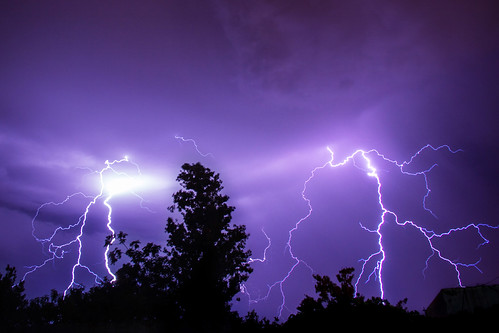 Electrical storm | by efava