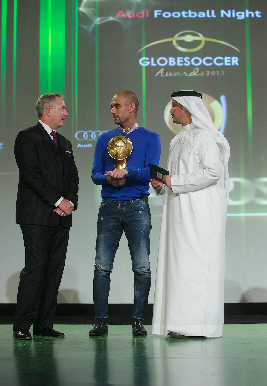 Globe Soccer Awards 280