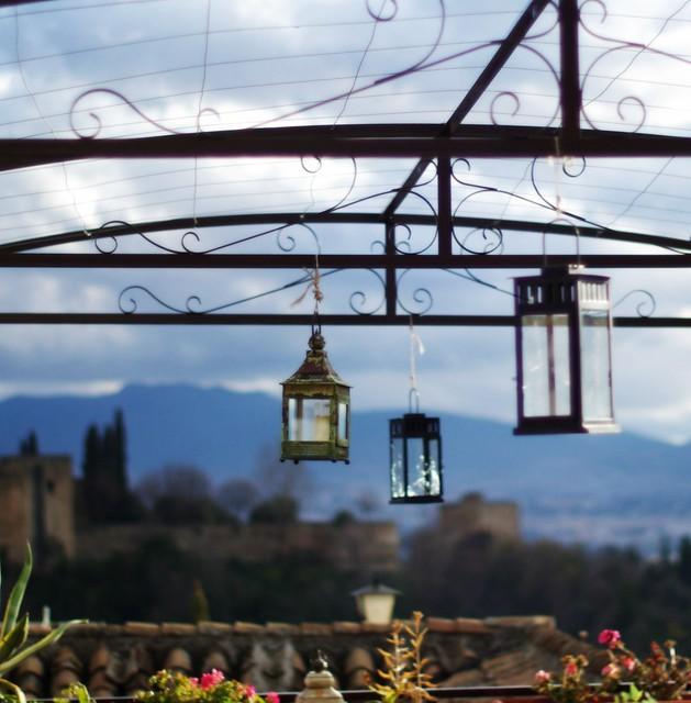 mirador de San Nicolas, Granada
