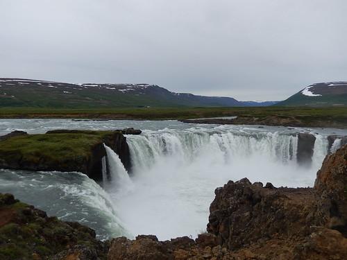 IJsland - Godafoss - 3