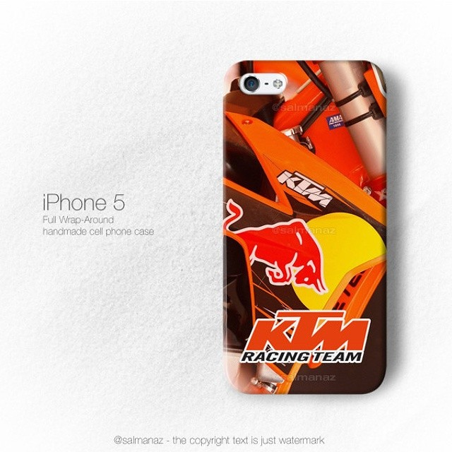 cover iphone 5s ktm