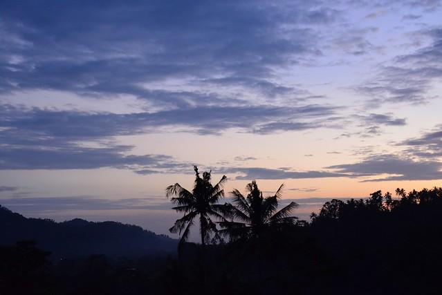 Sidemen sunset (Bali, Indonesia 2016)