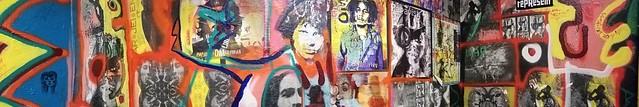 Esto no es vandalismo, es Arte/This isn't vandalism, is Art (La Respuesta, Santurce, PR)