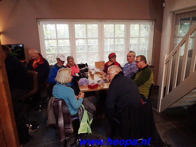 2016-11-09  Gooimeer tocht   25 KM   (113)
